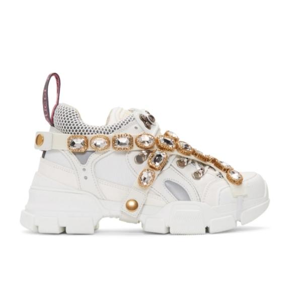 Gucci Shoes   Gucci Flashtrek Sneakers